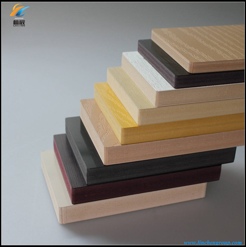 ECO friendly Plastic sheets WPC foam board for furniture cabinets
