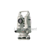 High precision electronic theodolite white measuring instrument
