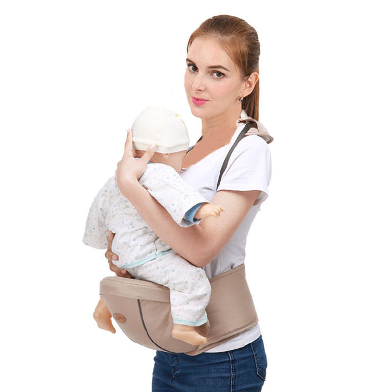 Baby Carrier Waist Stool Kangaroo ergonomic safety Baby Slings Hipseat Kids Infant Multifunctional Waist Straps confort Hip Seat