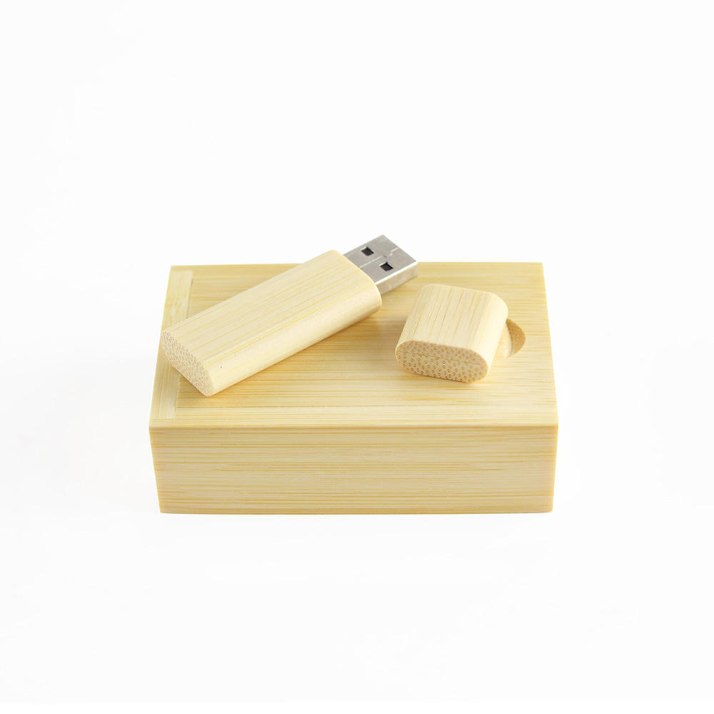 Jumlah Besar 1 GB USB Flash Drive Kayu Usb Drive Terukir Custom USB STICK