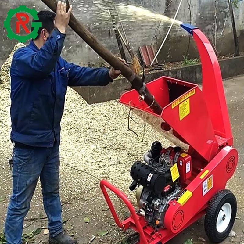 Electric wood chipper/wood crusher/wood shredder for sale