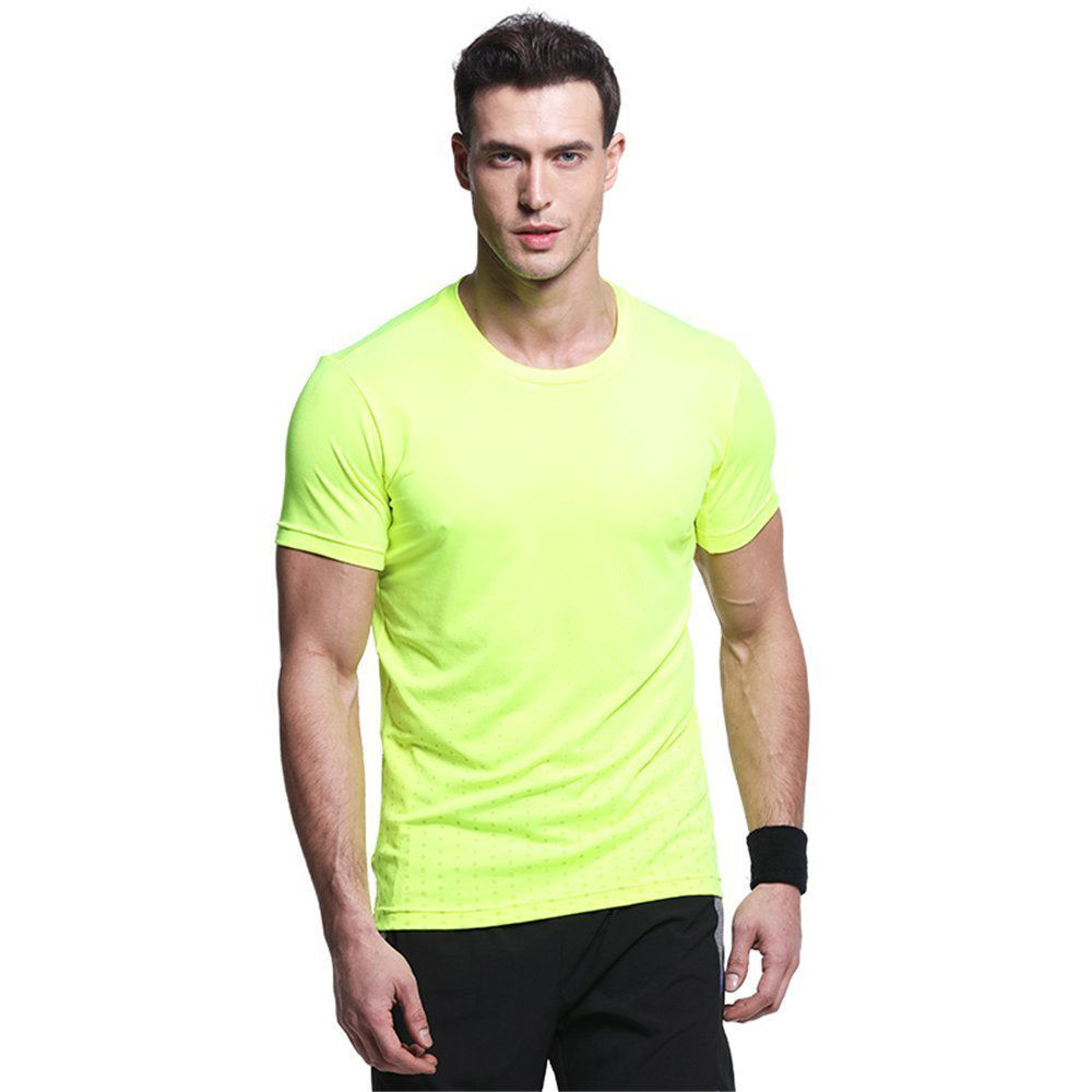 OEM new design men round neck casual t shirt wholesale