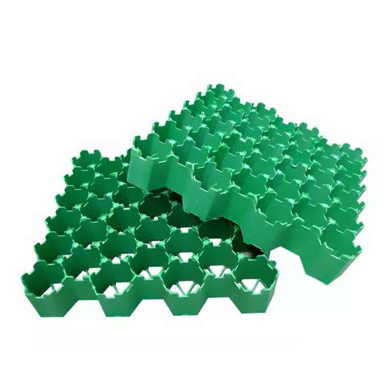 High Quality Plastic Grass Lawn Grid grass grid pavers Grass Grid Turf Cell