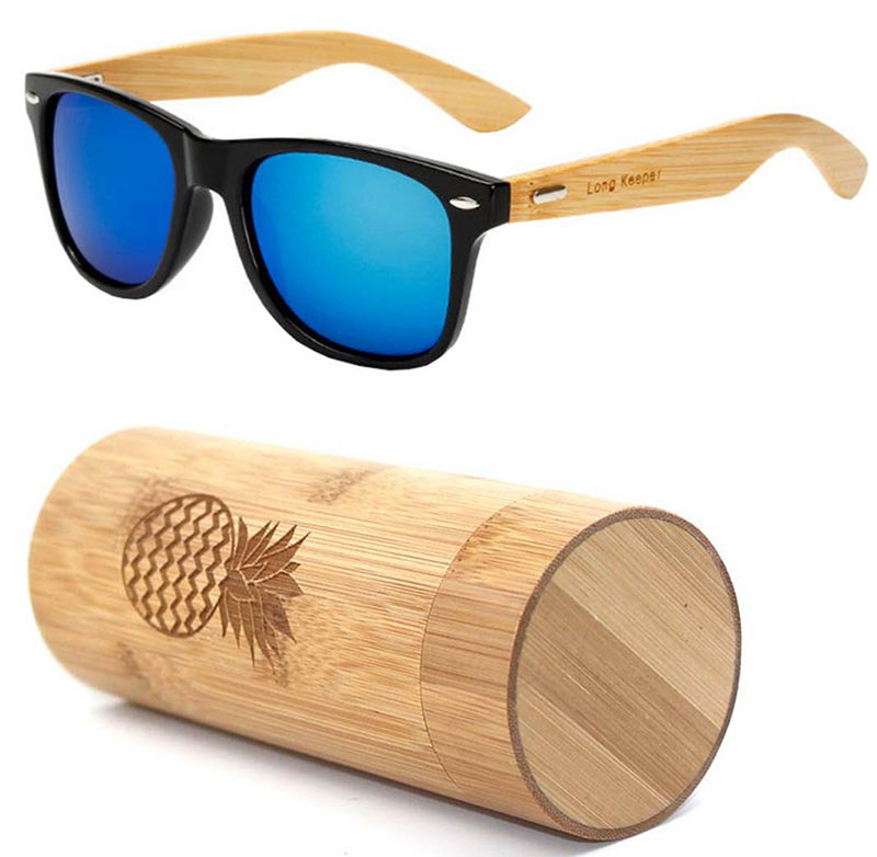 Custom Logo Wholesale Sun glasses Manufacturers Plastic Frame PC wood Sunglasses Sonnenbrille 2020