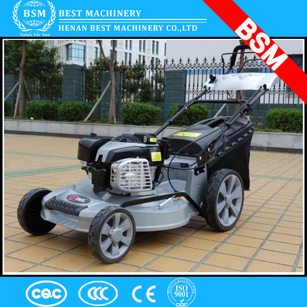 "21"" 4IN1 aluminium deck Lawn mower wtih Electric start B&S engine/Diesel Lawn Mowers"