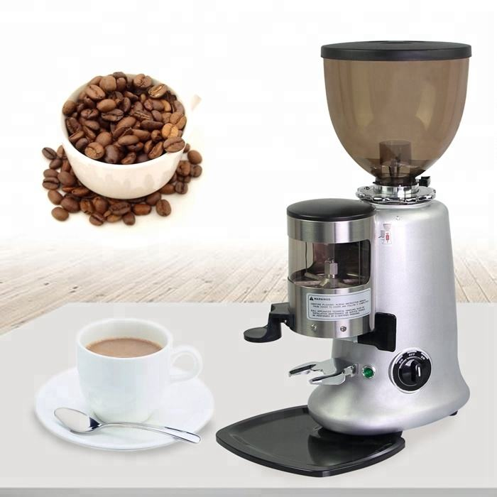 S.Steel espresso commercial electric industrial coffee grinder wholesale