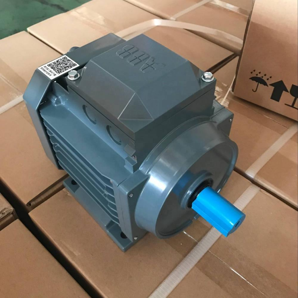 ABB motor M3AA/M2AA M3AA71B2 aluminum motor three phase induction ac motor 0.55KW 2P IP55 Low voltage