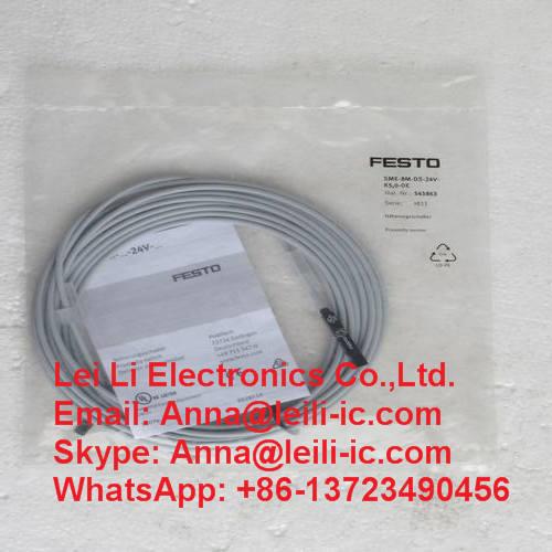 Festo 213289 Proximity sensor switch SME-8M-ZS-24V-K-2,5-OE factory sealed bag