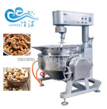 Hot Sale Industrial Food Cooking Mixer Machine For Any Sauce Snack Food/Chili Sauce /Coated nuts