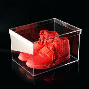 Plexiglas Plexi PMMA Lucite Cristal luxe acrylique boîte à chaussures