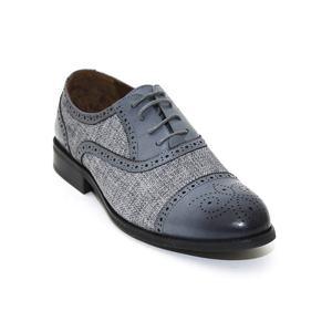 2019 estilo británico moda hombres de negocios oxford formal de cuero genuino arpillera vestido hombres zapatos de boda blancoazulmarrónrojogris