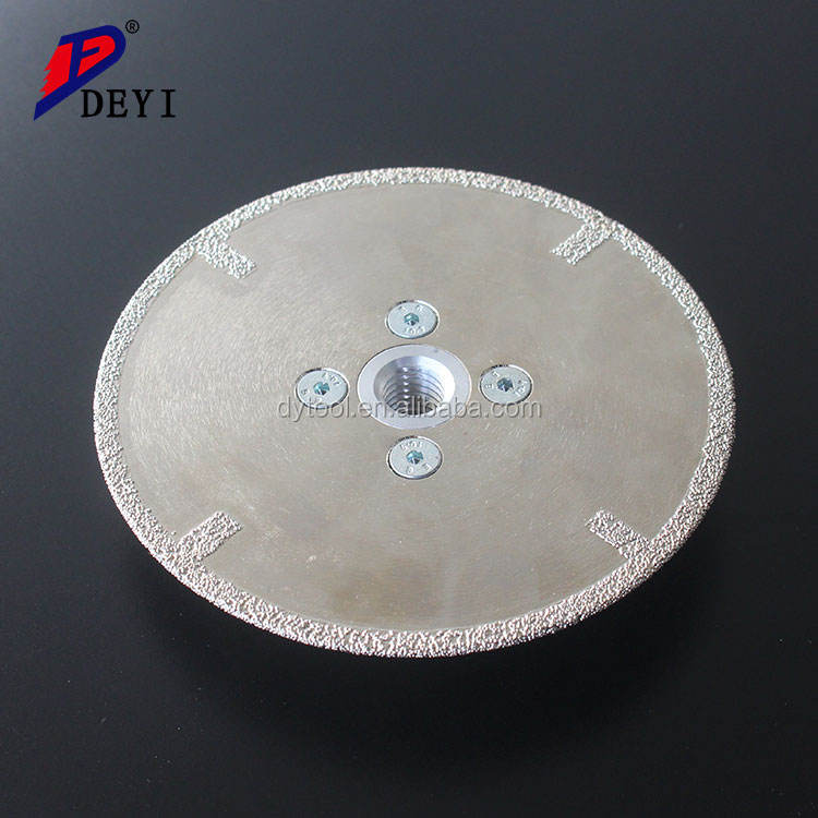ISO9001 factory sale diamond grinding disc cutting wheel
