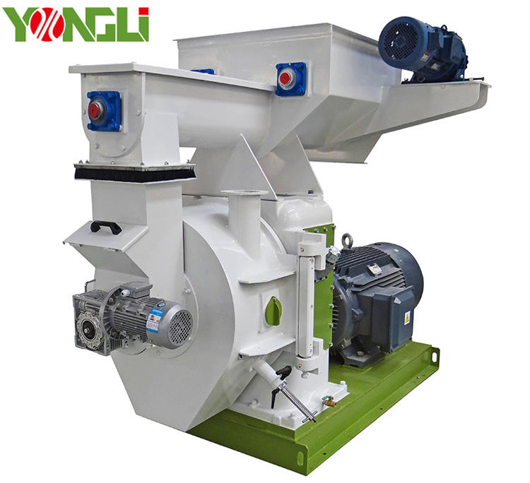 5-6 t/h CE High quality Pellet machine wood pellet mill/Wood pellet machine