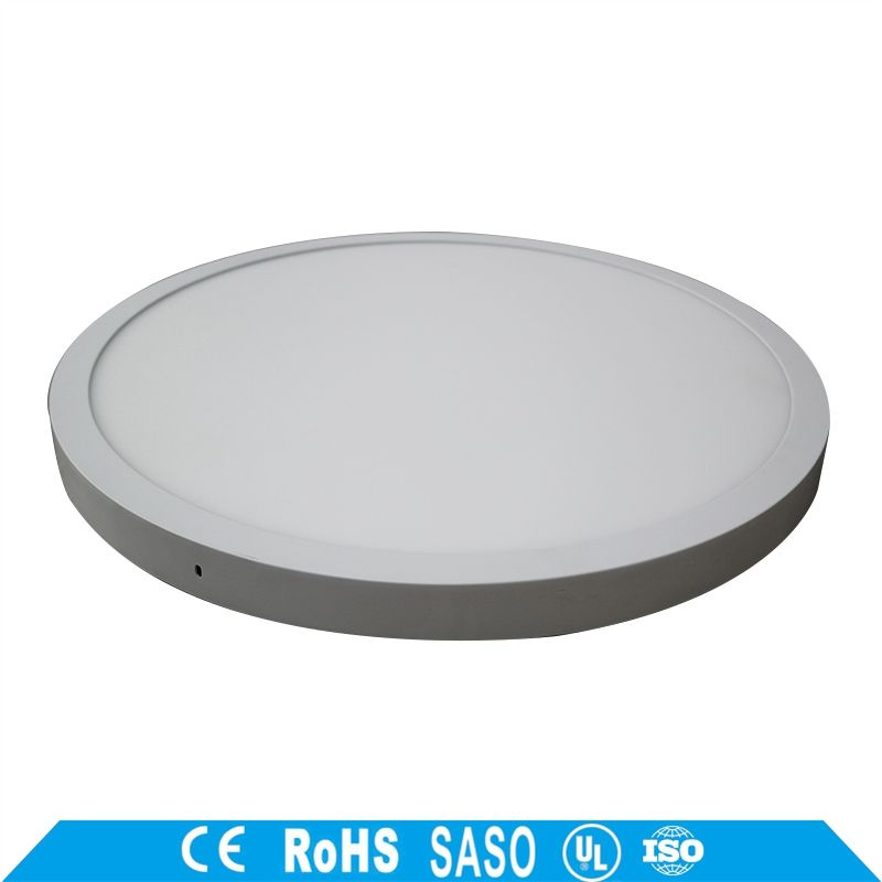 Aluminum Pmma [ Panel ] Panel Price Good Quality 6W12W 18W 24W Surface Mounted Slim Led Panel