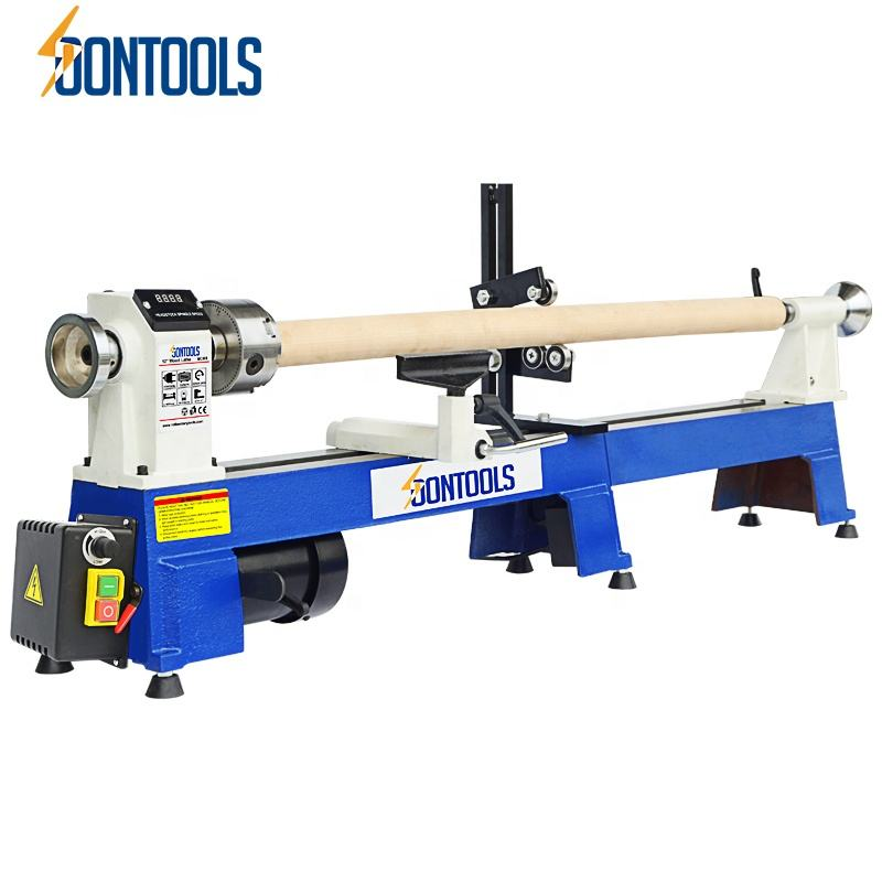 MC1218VD 12 inches variable speed wood lathe machine