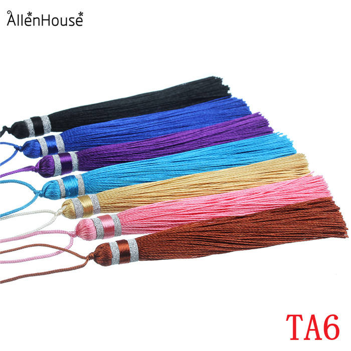 manufacture Fashion Bulk Tassels Bookmark Tassels Graduation Tassel