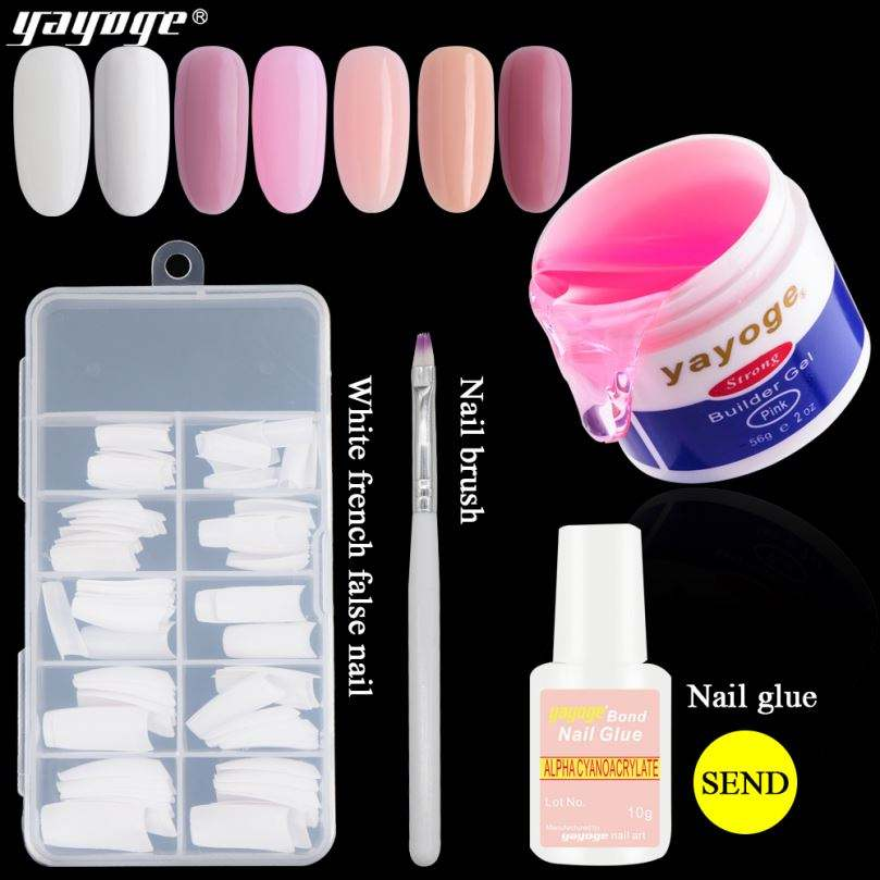Builder Gel Set Uv Gel Kit Full Set Manicure