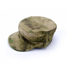 Wholesale Handmade Army Octagonal Camouflage Cap/Hat