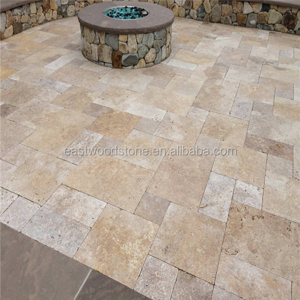 Travertine pattern