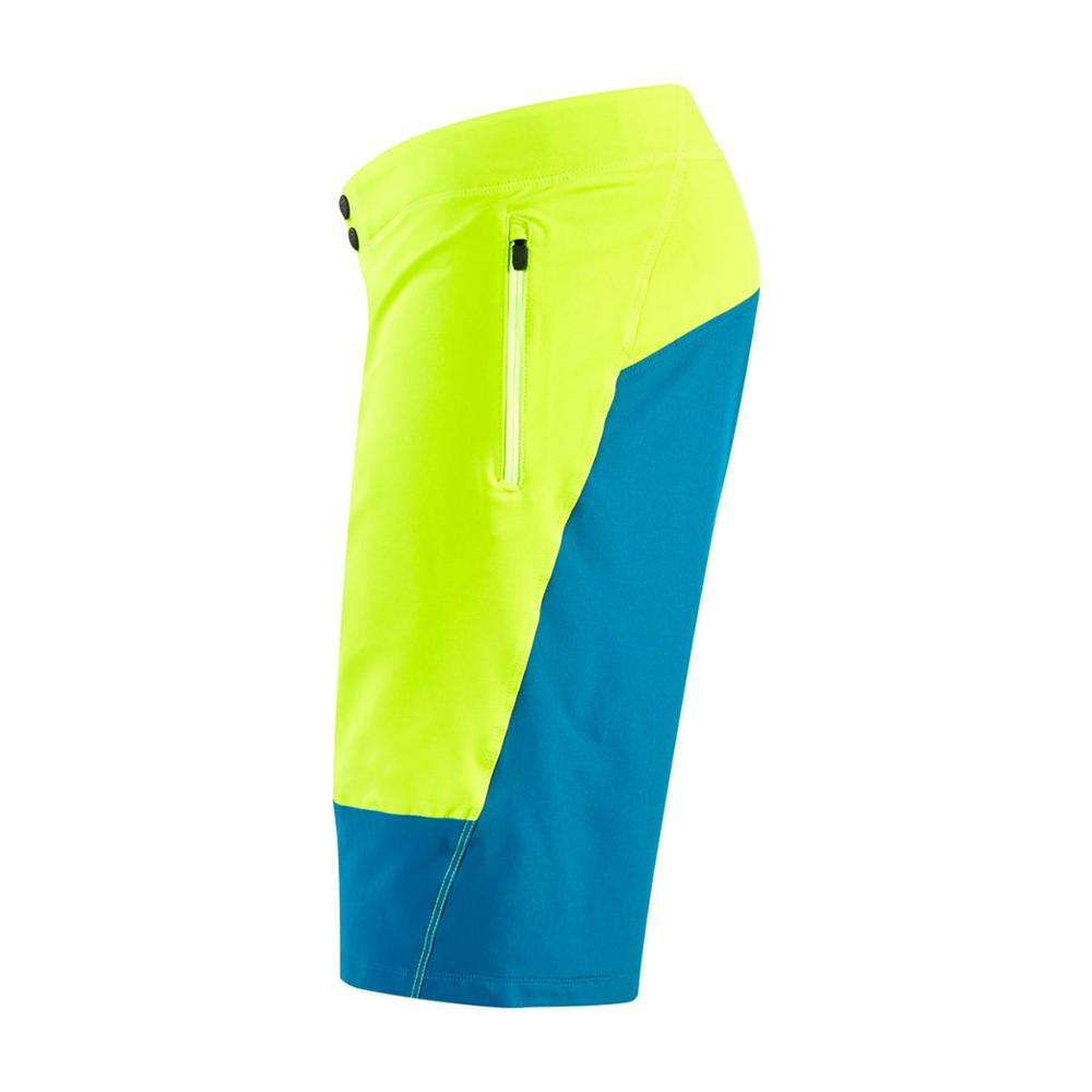 Chosen factory high quality sublimated dyeing MTB shorts