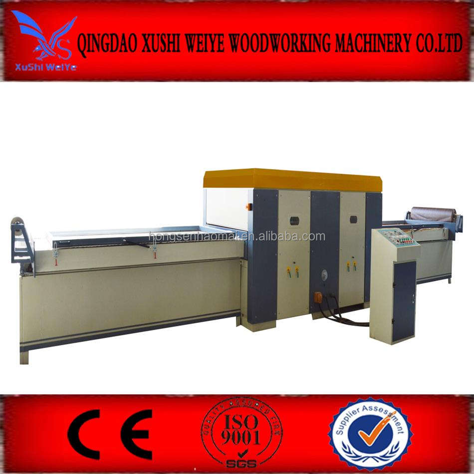 vacuum laminating machine for curved surface woodworking with CE