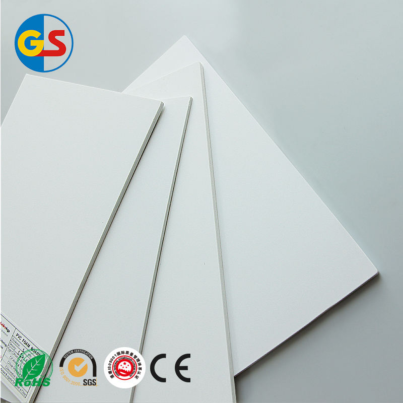White18mm High Hardness Pvc Foam Board