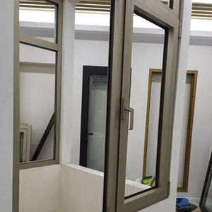 Home aluminum profile frame sliding windows, aluminum window and door