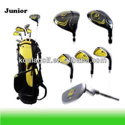 Junior Golf Club Set/Golf CLUB Set for kids/Over Size Accept