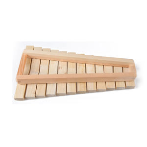 wholesale cheap Music Instruments Kids Wooden toys wood handmade xylophone