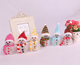 Factory sale led christmas snowman novelty Christmas decoration gifts