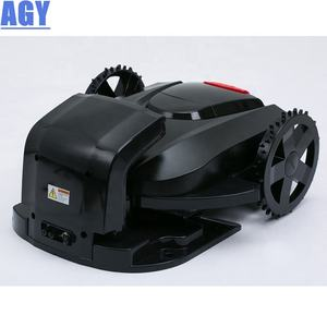 Agy M13 Wifi App Controle Auto Recharge Draagbare Gras Cutter Mini Smart Grasmaaier Robot