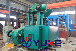 Hydraulic Coal dust Ball making machine