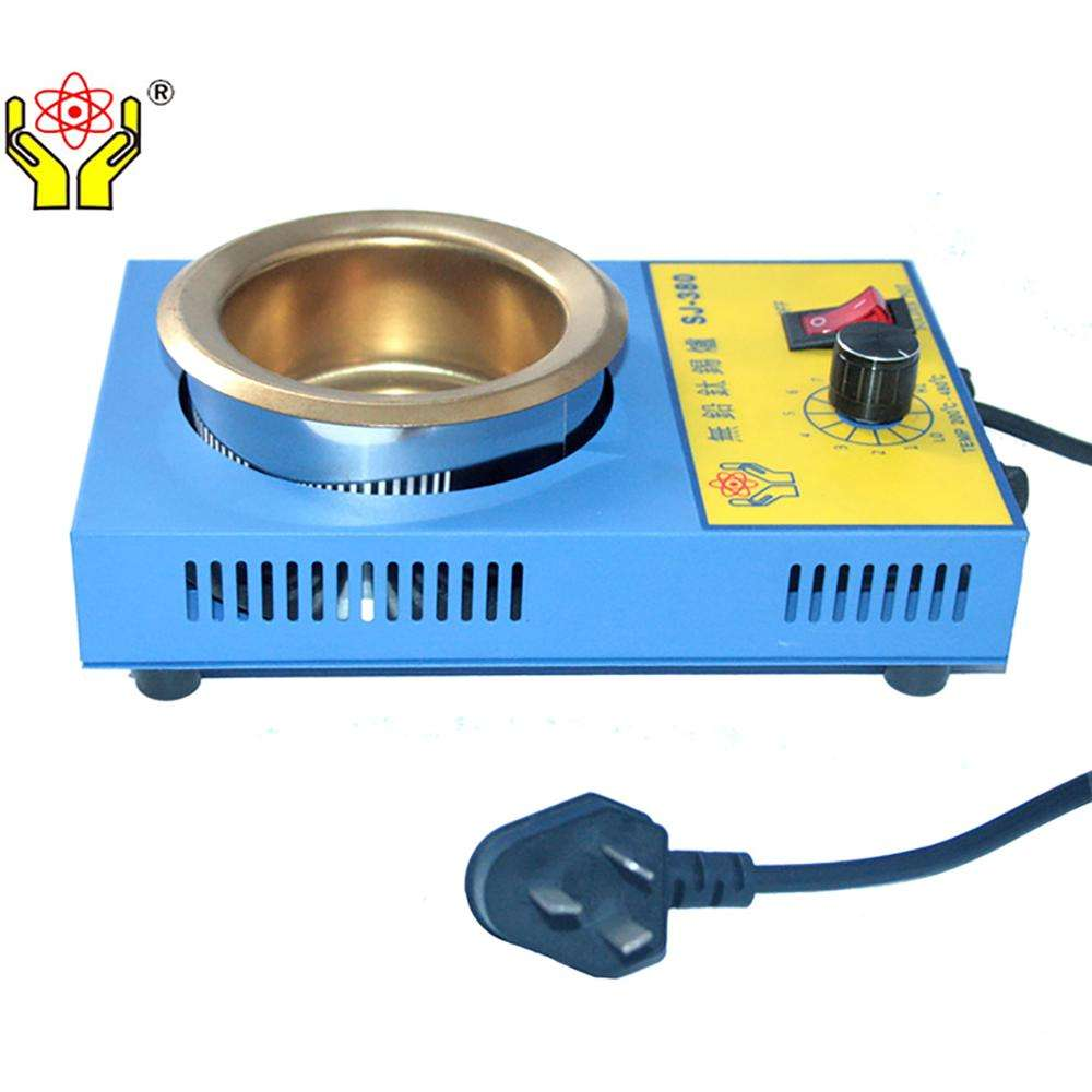 2019 made in China Excellent quality soldering pot 250 와트