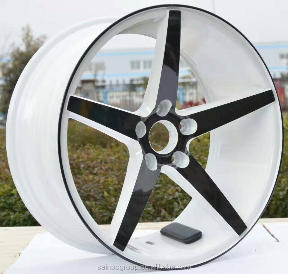16 17 18 19 20 inch 5*112 alloy wheel /car rim s14