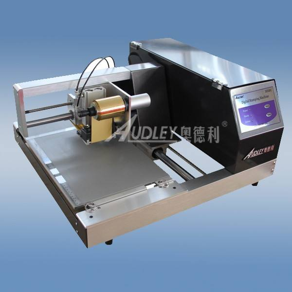 New digital offset printing machine,gold foil printing machine,hot foil printer for cards ADL-3050C