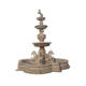 Outdoor decoration feng shui water fountain