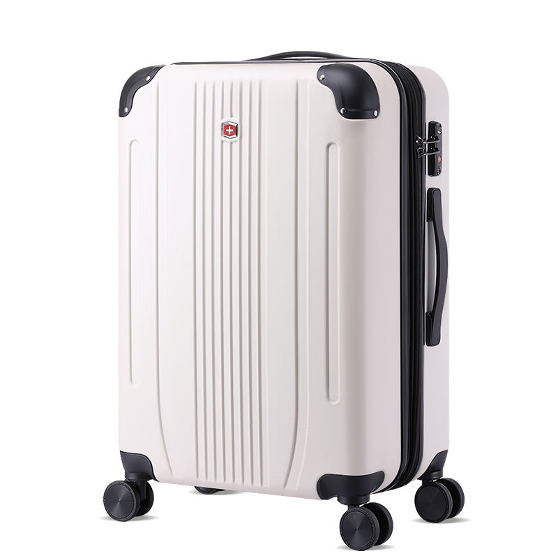 Original Luggage Manufacturer Hardside Spinner Luggage Lightweight ABS&PC Luggage Trolley Case Set