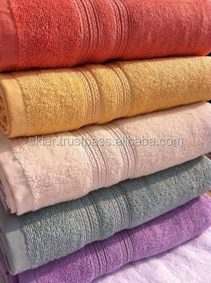WHOLESALE DISCOUNTED 100% COTTON TOWELS
