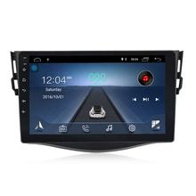 Mekede 9''Android 8.1 1G+16G Quad Core Car DVD Player for toyota RAV4 2006 to 2011  with WIFI GPS Car Radio car stereo