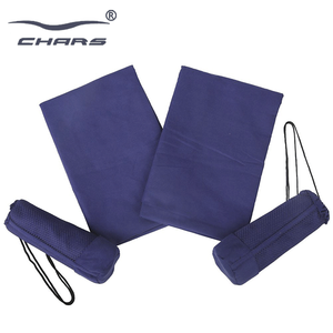 China supplier wholesale set fitness custom gym cooling towel sport quick dry microfiber sport towel with mesh bag