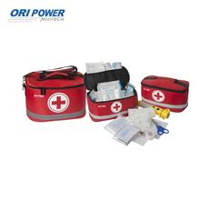 OP BSCI CE  ISO medical vehicle first aid kit Camping Hiking Survival Emergencies Medical Care First Aid Kit for Home