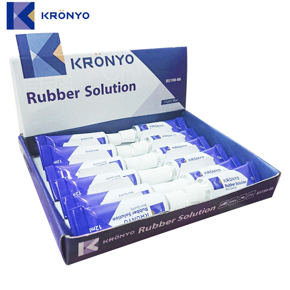 Rubber Solution 12ml for Solution vulcanizing