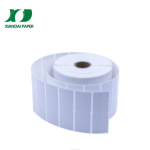 Direct Thermal Label Barcode Roll