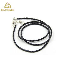E40 High-quality glasses leather cord