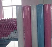 Non woven disposable examination/bed sheet /couch rolls,