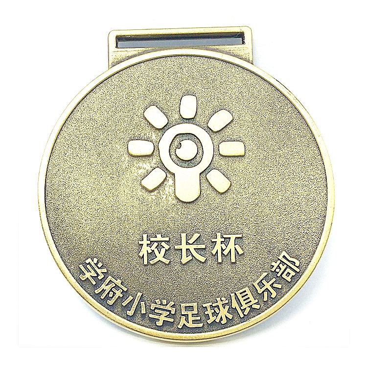 Factory Custom Sports Metal Medal Wholesale Medal
