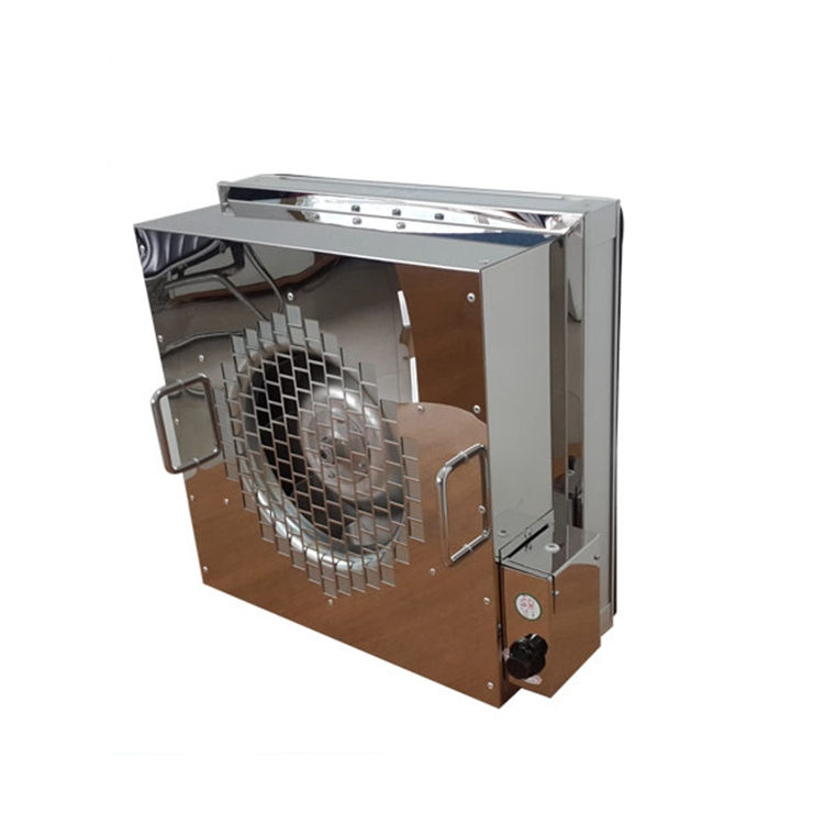 Fan Filter Unit Ffu With High Efficiency 99.99% Hepa Filter For Clean Room