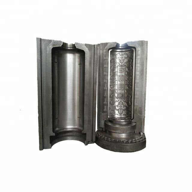 Alcohol bottles glass blow mould mold maker