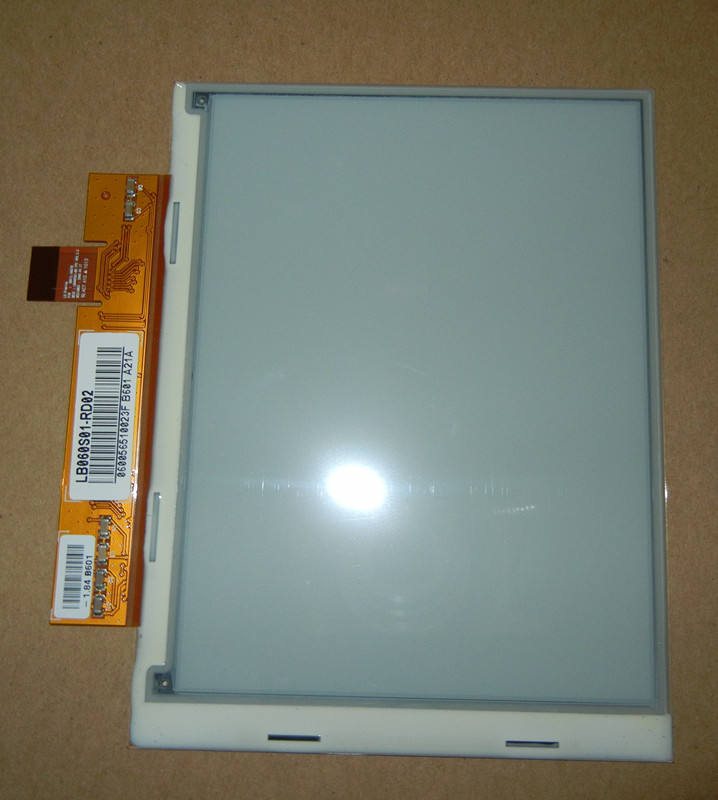 E-ink Display LB060S01-RD02 Voor E-book Reader