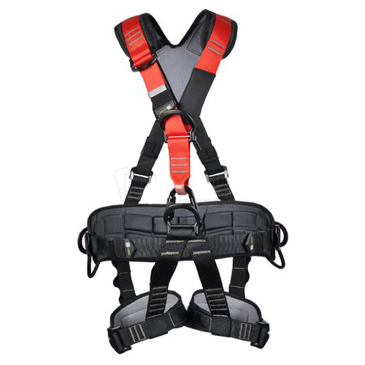 2016 New Style Full Body Climbing belt climbing harness